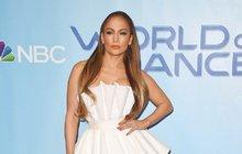 Oslava padesátin J-Lo: Desetipatrový dort a luxusní porsche