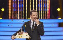 Narozeninová oslava Sokola v Tváři: Dostal dort a... miliony!