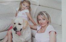 Žilková pláče: Náhlá smrt milovaného psa! Nepřežil stěhování...