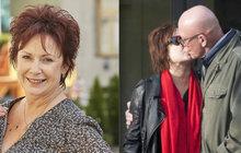 Svobodová z Ulice s milencem v Paříži: Můj přítel je reinkarnace mého manžela!