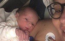 Monika Absolonová je dvojnásobnou matkou: Porodila syna a dala mu krásné jméno!