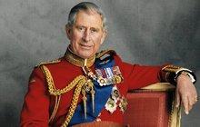 Vrátil se právě včas z cest po Africe, aby dnes oslavil své velké jubileum. Britskému princi Charlesovi je dnes 70!