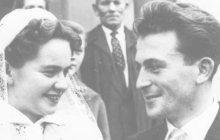 Bok po boku vydrželi bývalí kantoři Josef (82) a Milada (82) Šimkovi ze Zlína proplouvat životem 60 let. A tak nyní v kruhu rodiny oslavili diamantovou svatbu.