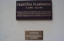 Františka Plamínková (†67): Vybojovala Češkám právo volit!