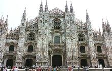 Za vánoční atmosférou...do Milána