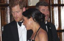 Drsná kritika královského reportéra: Meghan Harryho zkazila!