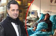 Dejdar po infarktu v nemocnici? Po vlně soucitu sklidil bouři rozhořčení!