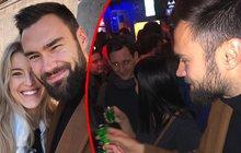 Zamilovaná Jitka Nováčková odnaučuje svého Fina pít vodku: Tady máš zelenou a jeď!