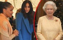 Královna chystá pro Meghan a její mámu neskutečnou potupu