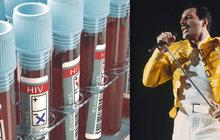 5 mýtů o HIV: Nejznámější pacient byl Freddie Mercury (†45)