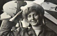 Letecká akrobatka Eva (82): Nebavilo mě lítat rovně!