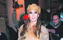 Jennifer Lopez: Mám velký hlad!