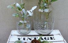 Vytvořte si nádoby ve stylu vintage!