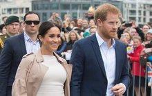 Vévodkyně Meghan se prořekla: Porodí Dianu?!
