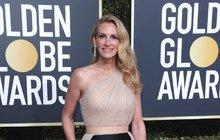 Outfity na Zlatých glóbech: Výsměch schytaly i velké hvězdy!