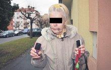 Drsné přepadení seniorky (79): Zmlátil ji a okradl!