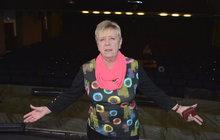 Obermaierová (72): BOLEST! NEJÍ! HUBNE! SLÁBNE! Celé svátky nevycházela z domu...
