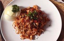 Poctivé obědy: Ragú z kližky se špagetami
