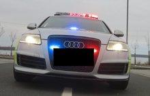 Zločincovo fáro pomáhá policii!