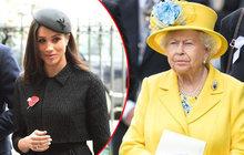 Manýry Meghan Markleové už jsou do nebe volající. Podle nejnovějších informací učinila radikální rozhodnutí, které královna Alžběta II. jen tak nevydýchá. Manželka prince Harryho (34) nechce dítě porodit vAnglii a všichni jsou ztoho všoku.