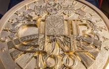 Unikátní mince za 100 milionů!