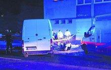 Auto porazilo sloup, zabil ženu (†20)