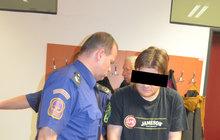 Kajínkův synovec (37) u soudu tvrdil: Útočil jsem kvůli schizofrenii!