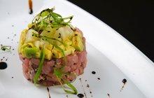 I jídlo je vášeň: Tatarák z tuňáka s avokádem a zázvorem