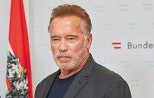 Arnie zavzpomínal na mládí: Okukoval svalovce!