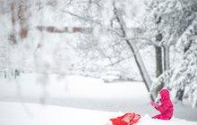 Meteorologové o počasí: Sníh roztaje a o víkendu bude...