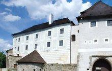 Cestujte v zimě po hradech: Nové Hrady