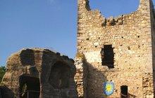 Cestujte v zimě po hradech: Valečov