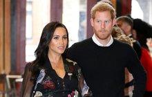 Harry a Meghan na pokraji sil: Rozhodli se udělat rázný krok!