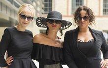 Kdo jsou Černé vdovy? V Česku herečky, ve Finsku baletka, režisérka a pejskařka