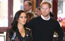 Království na nohou: Ze soukromí Meghan a Harryho uniklo třaskavé info!