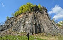Zkamenělá krása: Zlatý vrch