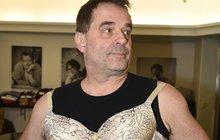 Chlapi Etzler, Carda a další: V dámských šatech za 15 milionů!