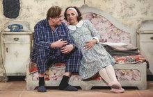 Freimanová v divadelní derniéře: Rodit na jevišti? Už ne!
