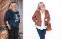 PROMĚNA ČTENÁŘKY: Ivana (74) z Ústí nad Labem zkusila neobvyklé kombinace!
