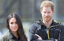 Britům ruply nervy: Meghan a Harry to přepískli!