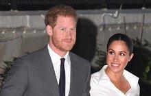 Podrobnosti porodu vévodkyně Meghan:  Britové rudnou vzteky!