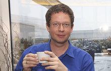 Moderátor Aleš Cibulka (41) o partnerství s mužem, adopci dětí i vyhoření...