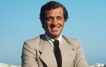 Rošťák Jean-Paul Belmondo oslaví počátkem dubna 86. narozeniny!