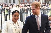 Princ Harry se prořekl! Meghan porodí dvojčata?!