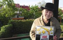 Zpěvák Hoffmann zemřel ve spánku: Oranžovej expres navždy utichl