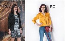 PROMĚNA ČTENÁŘKY: Hana (50) z Lázní Bělohrad našla inspiraci v barvách!