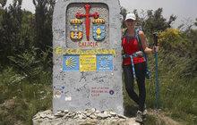 Veronika (25) z Moravy šla 800 km pěšky a sama!