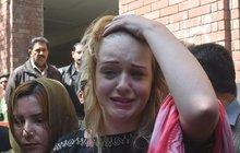 Česká pašeračka (22) byla odsouzena »jen« na 8,5 roku, ale, může dostat...