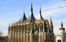 V zajetí gotiky: Chrám sv. Barbory v Kutné Hoře