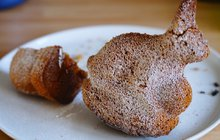 Velikonoční pečení: Kakaový beránek